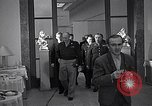 Image of General Eisenhower at German Export Fair Munich Germany, 1946, second 38 stock footage video 65675040667