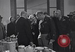 Image of General Eisenhower at German Export Fair Munich Germany, 1946, second 41 stock footage video 65675040667
