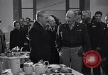 Image of General Eisenhower at German Export Fair Munich Germany, 1946, second 46 stock footage video 65675040667