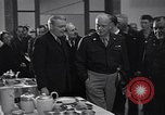 Image of General Eisenhower at German Export Fair Munich Germany, 1946, second 47 stock footage video 65675040667