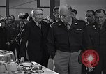 Image of General Eisenhower at German Export Fair Munich Germany, 1946, second 49 stock footage video 65675040667