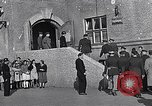 Image of General Eisenhower at displaced persons camp Munich Germany, 1946, second 16 stock footage video 65675040669