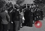 Image of General Eisenhower at displaced persons camp Munich Germany, 1946, second 31 stock footage video 65675040669