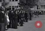 Image of General Eisenhower at displaced persons camp Munich Germany, 1946, second 34 stock footage video 65675040669