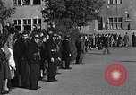 Image of General Eisenhower at displaced persons camp Munich Germany, 1946, second 35 stock footage video 65675040669