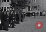 Image of General Eisenhower at displaced persons camp Munich Germany, 1946, second 36 stock footage video 65675040669
