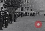 Image of General Eisenhower at displaced persons camp Munich Germany, 1946, second 38 stock footage video 65675040669