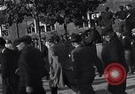 Image of General Eisenhower at displaced persons camp Munich Germany, 1946, second 44 stock footage video 65675040669