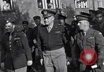 Image of General Eisenhower at displaced persons camp Munich Germany, 1946, second 54 stock footage video 65675040669