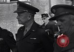 Image of General Eisenhower at displaced persons camp Munich Germany, 1946, second 57 stock footage video 65675040669