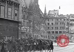 Image of German prisoners Munich Germany, 1945, second 10 stock footage video 65675040675