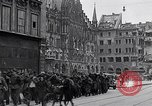 Image of German prisoners Munich Germany, 1945, second 15 stock footage video 65675040675