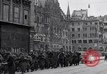 Image of German prisoners Munich Germany, 1945, second 19 stock footage video 65675040675