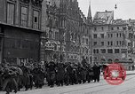 Image of German prisoners Munich Germany, 1945, second 21 stock footage video 65675040675