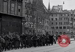 Image of German prisoners Munich Germany, 1945, second 22 stock footage video 65675040675