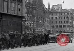 Image of German prisoners Munich Germany, 1945, second 24 stock footage video 65675040675