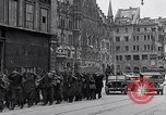 Image of German prisoners Munich Germany, 1945, second 25 stock footage video 65675040675