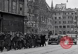 Image of German prisoners Munich Germany, 1945, second 26 stock footage video 65675040675