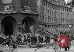 Image of German prisoners Munich Germany, 1945, second 29 stock footage video 65675040675