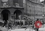 Image of German prisoners Munich Germany, 1945, second 30 stock footage video 65675040675