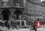 Image of German prisoners Munich Germany, 1945, second 31 stock footage video 65675040675