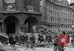 Image of German prisoners Munich Germany, 1945, second 32 stock footage video 65675040675
