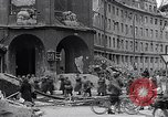 Image of German prisoners Munich Germany, 1945, second 34 stock footage video 65675040675
