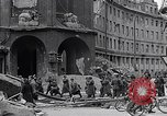 Image of German prisoners Munich Germany, 1945, second 35 stock footage video 65675040675
