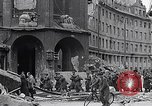 Image of German prisoners Munich Germany, 1945, second 38 stock footage video 65675040675