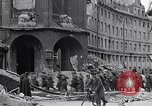 Image of German prisoners Munich Germany, 1945, second 39 stock footage video 65675040675