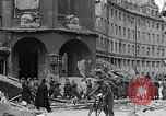Image of German prisoners Munich Germany, 1945, second 40 stock footage video 65675040675