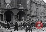 Image of German prisoners Munich Germany, 1945, second 41 stock footage video 65675040675