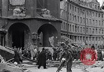 Image of German prisoners Munich Germany, 1945, second 42 stock footage video 65675040675