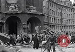Image of German prisoners Munich Germany, 1945, second 43 stock footage video 65675040675
