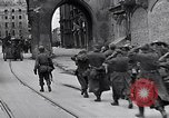 Image of German prisoners Munich Germany, 1945, second 57 stock footage video 65675040675
