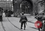 Image of German prisoners Munich Germany, 1945, second 58 stock footage video 65675040675