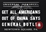Image of General Butler Pennsylvania United States USA, 1937, second 2 stock footage video 65675040682
