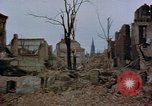 Image of Bomb damage Cologne Germany, 1945, second 7 stock footage video 65675040688
