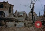 Image of Bomb damage Cologne Germany, 1945, second 11 stock footage video 65675040688