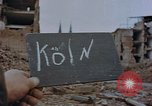 Image of Bomb damage Cologne Germany, 1945, second 35 stock footage video 65675040689