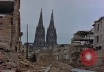 Image of Bomb damage Cologne Germany, 1945, second 36 stock footage video 65675040689