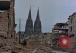 Image of Bomb damage Cologne Germany, 1945, second 37 stock footage video 65675040689