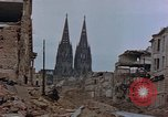 Image of Bomb damage Cologne Germany, 1945, second 42 stock footage video 65675040689
