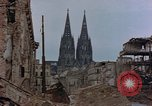 Image of Bomb damage Cologne Germany, 1945, second 45 stock footage video 65675040689