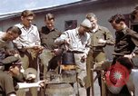 Image of Moosburg POW camp liberated prisoners Moosburg Germany, 1945, second 3 stock footage video 65675040694