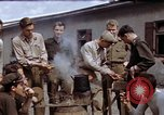 Image of Moosburg POW camp liberated prisoners Moosburg Germany, 1945, second 7 stock footage video 65675040694