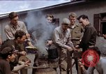 Image of Moosburg POW camp liberated prisoners Moosburg Germany, 1945, second 8 stock footage video 65675040694