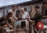 Image of Moosburg POW camp liberated prisoners Moosburg Germany, 1945, second 10 stock footage video 65675040694