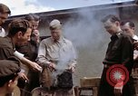 Image of Moosburg POW camp liberated prisoners Moosburg Germany, 1945, second 14 stock footage video 65675040694