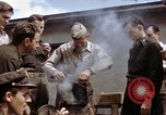 Image of Moosburg POW camp liberated prisoners Moosburg Germany, 1945, second 16 stock footage video 65675040694